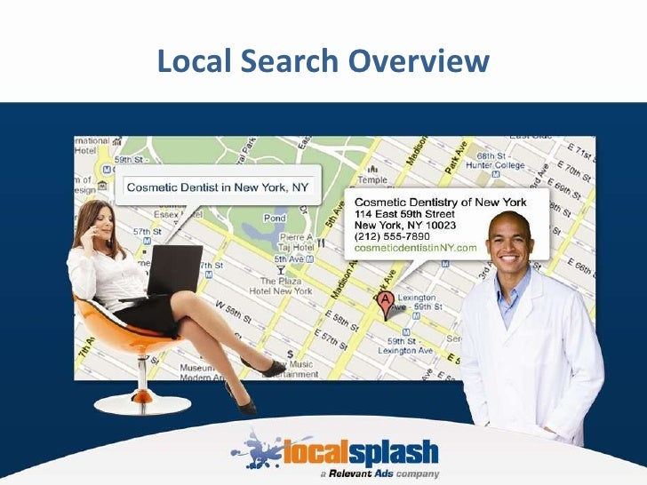 Local Search Overview