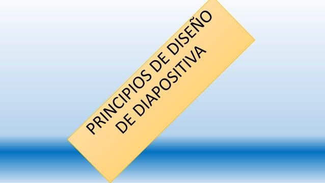 Diseno de diapositiva for Diseno de diapositivas