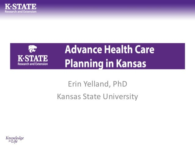 Erin Yelland, PhD Kansas State University