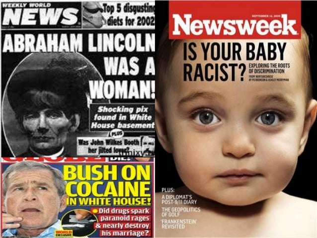 Image result for yellow journalism examples today