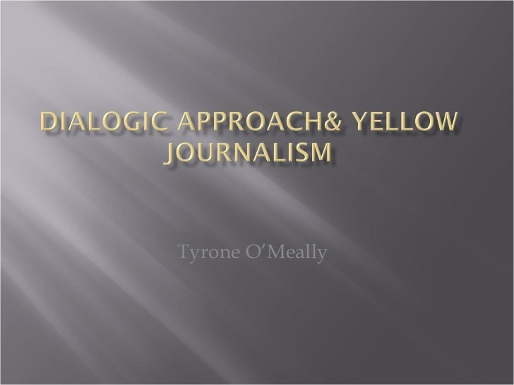 Tyrone O'Meally