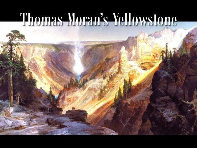 Thomas Moran's Yellowstone