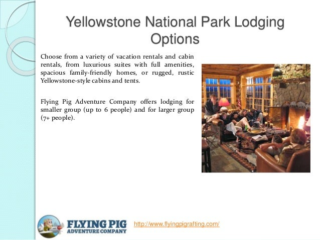 Yellowstone National Park Lodging ...
