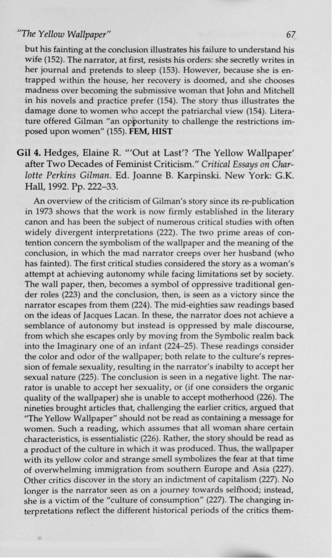 Yellowwallpapercriticism