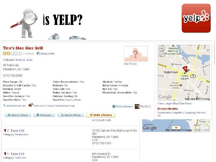 What is Yelp?