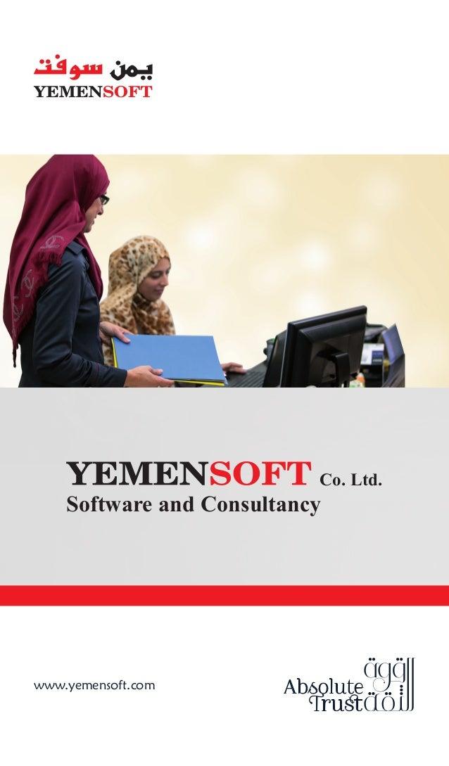 www.yemensoft.com Co. Ltd. Software and Consultancy