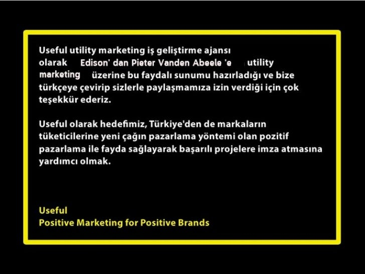 Branded Utility