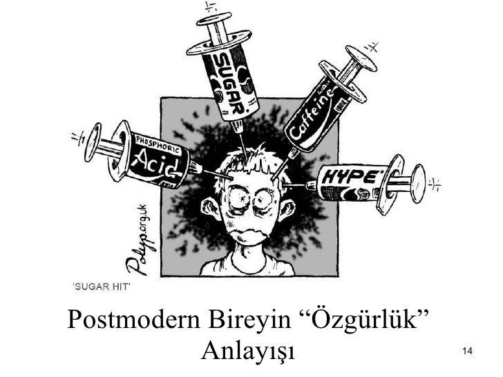"""Postmodern Bireyin """"Özgürlük"""" Anlayışı"""