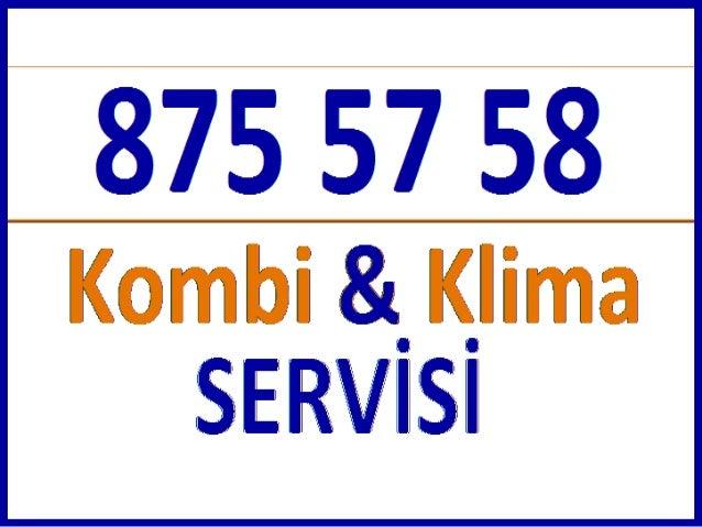 Union Servisi 509 84 61 Avcilar Union Klima Servisi