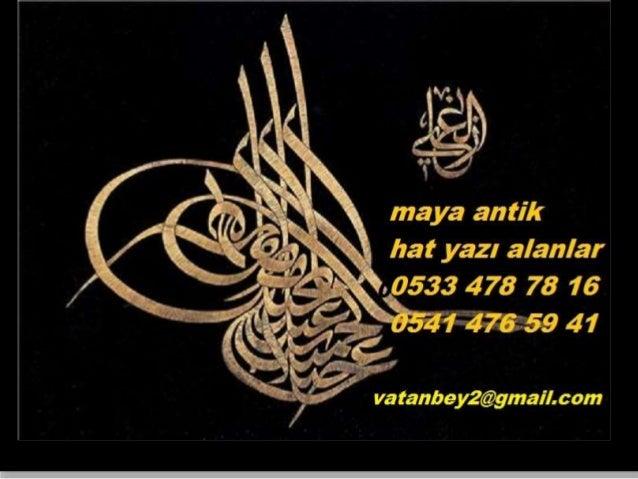 HAT YAZISI ALANLAR 0533 478 78 16