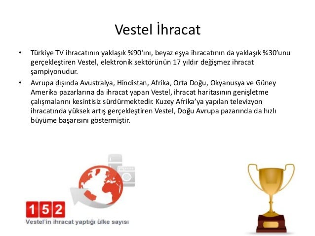 vestel swot Essays - largest database of quality sample essays and research papers on swot analysis of sony lcd tv.