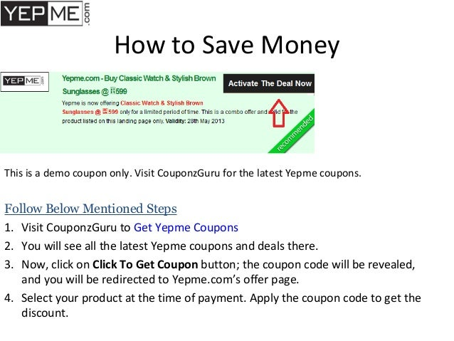 coupon mentioned buy