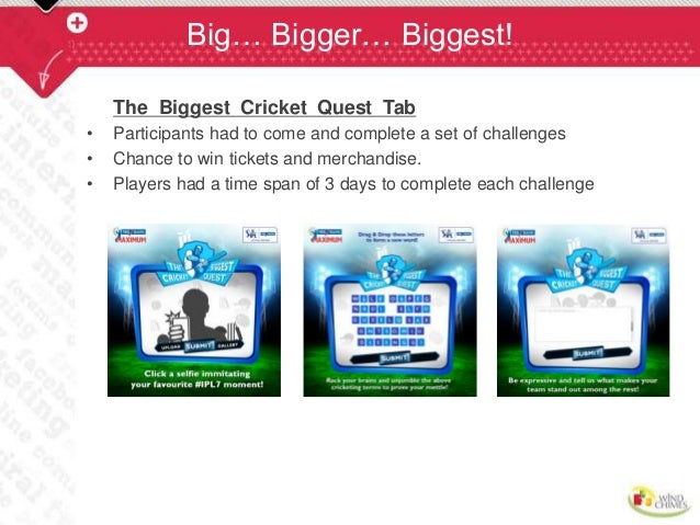ipl marketing a case study Case studies on imc & online marketing 93 7 data analysis  the state of  indian premiere league (ipl 3) on social media in 2010 – an interesting  analysis.