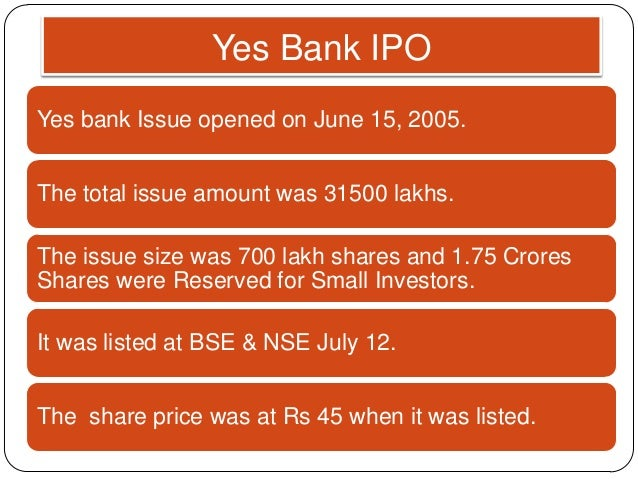 Nse ipo issue price