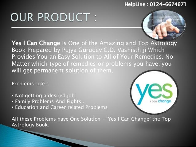 Can yes book i change