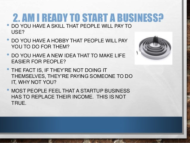 Yes I Can  Develop My Idea And Start A Business   Do I Need A Business Plan