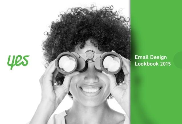 Email Design Lookbook 2015