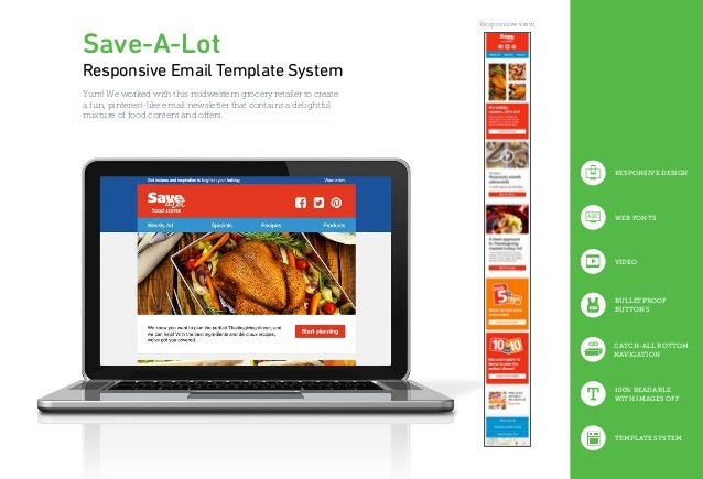 TEMPLATE SYSTEM 100% READABLE WITH IMAGES OFF CATCH-ALL BOTTOM NAVIGATION BULLETPROOF BUTTONS VIDEO RESPONSIVE DESIGN WEB ...