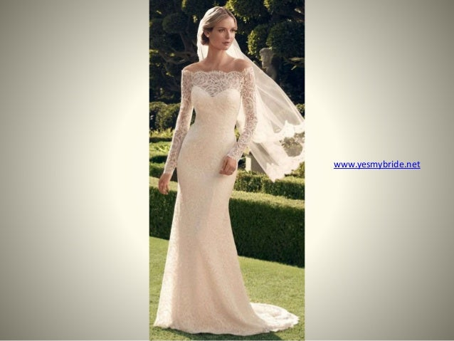 Custom Made Wedding Dresses Online - YesMyBride.net