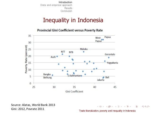 Poverty, Inequality and Economic Growth | Economics