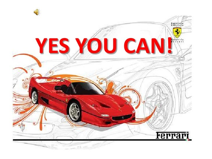 YES YOU CAN!<br />