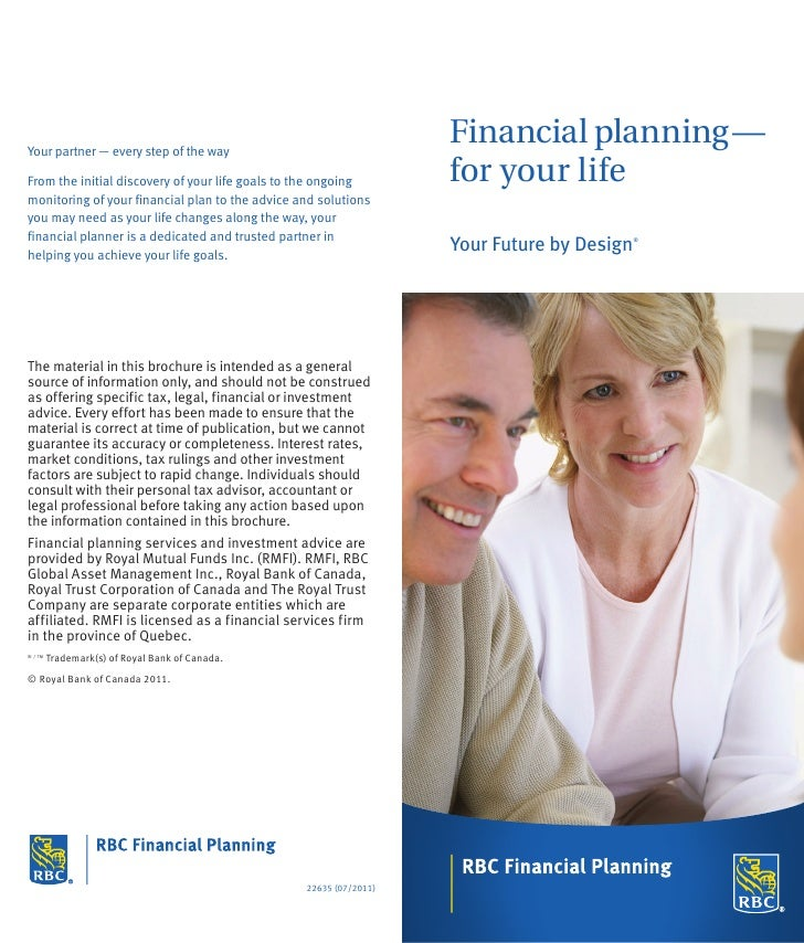 Your partner — every step of the way                                                                   Financial planning ...