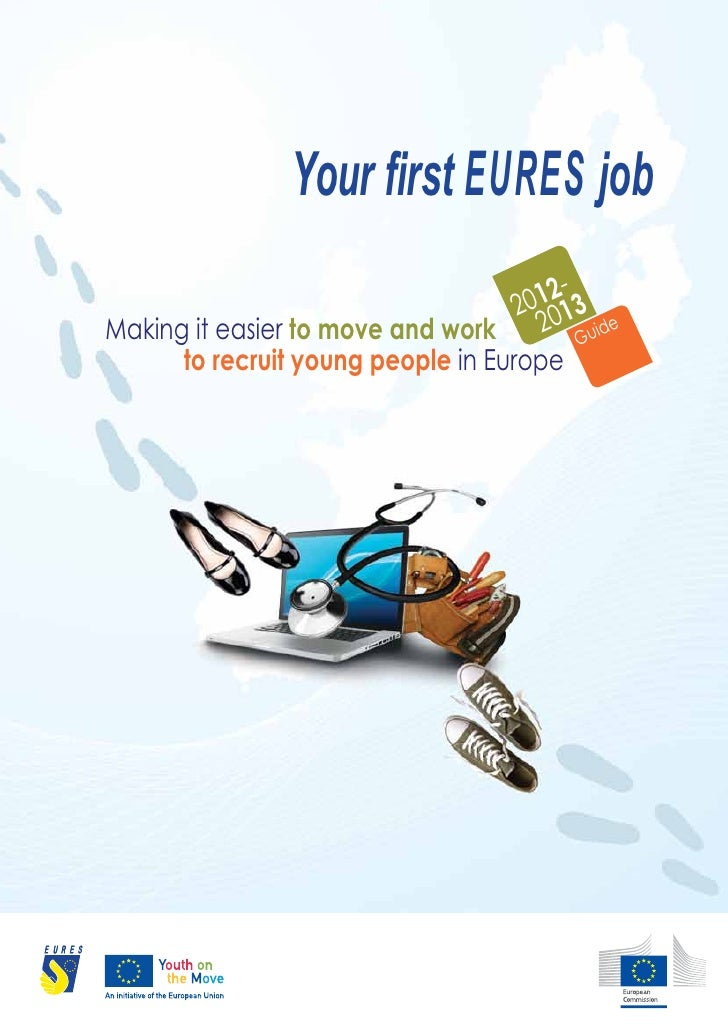 Your first EURES job                                        -                                     01213                   ...