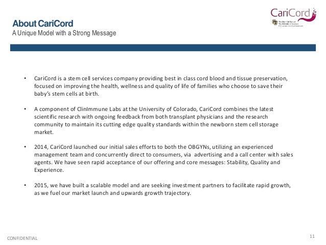 Cari Cord Presentation 11 25 2015