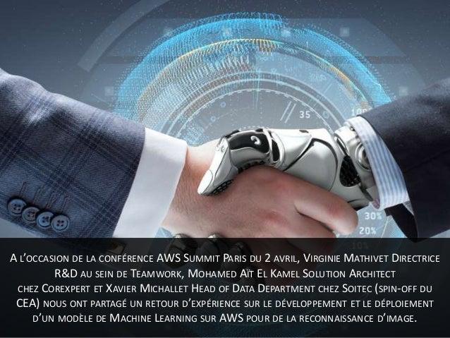 AWS Summit Paris - Du prototype à la production - Itinéraire d'un projet d'IA Slide 2