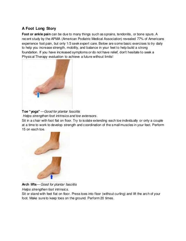 A Foot Long Story