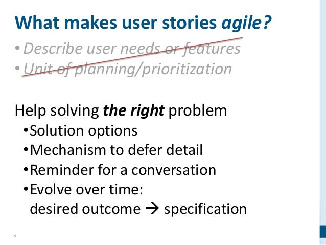 Impact Maps and Story Maps: delivering what really matters Slide 3