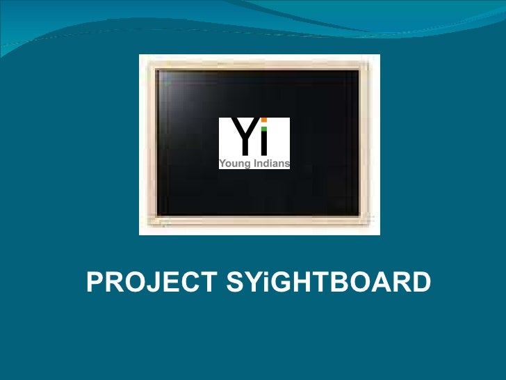 PROJECT SYiGHTBOARD