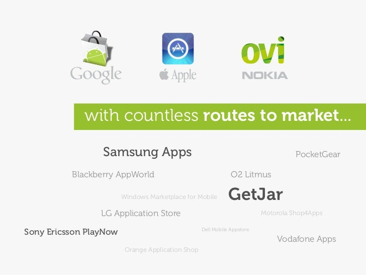 with countless routes to market...                   Samsung Apps                                                       Po...