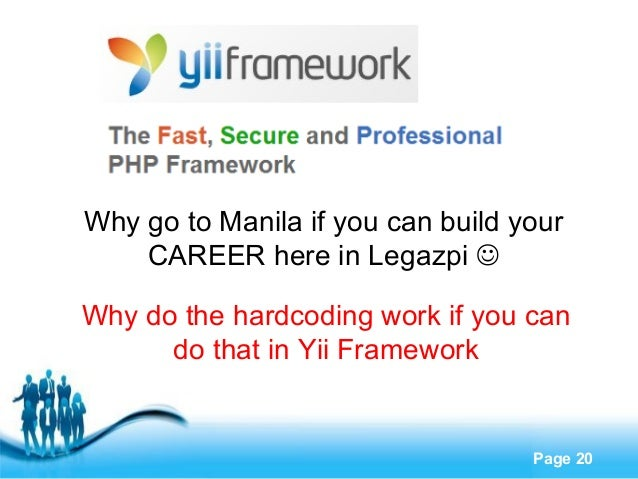 1st tech talk yii the mvc framework by benedicto b balilo jr 20 free powerpoint templates pronofoot35fo Images