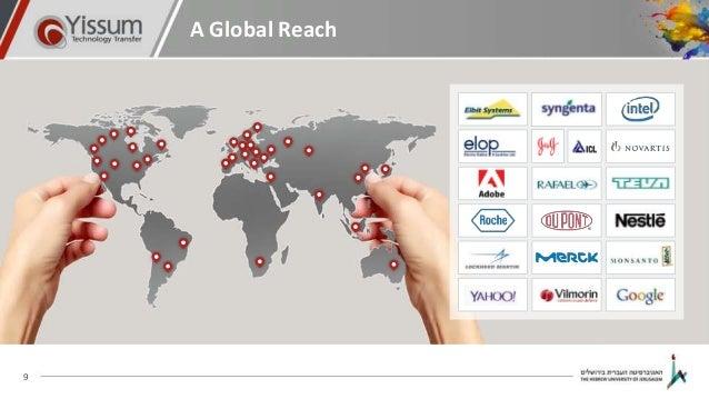 A Global Reach 9