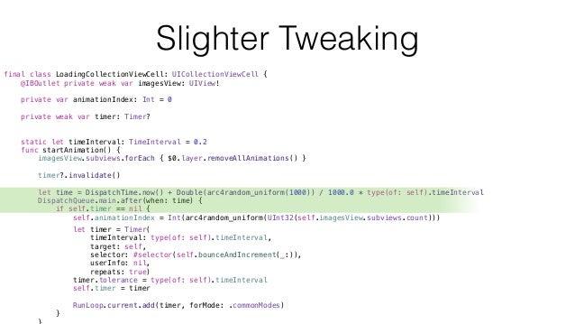 iOS Effective Coding: Run Loops & UI