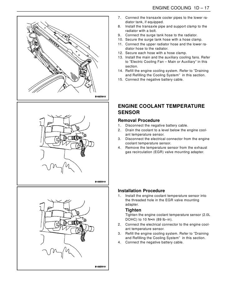Daewoo Engine Cooling Diagram - Bookmark About Wiring Diagram on