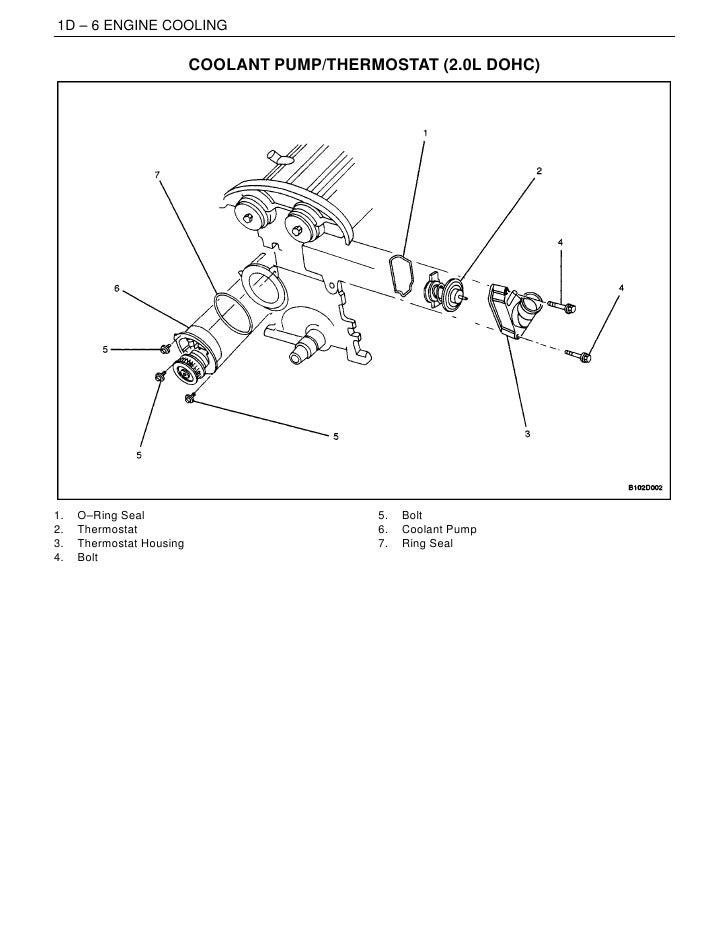Daewoo Leganza Hose Diagram - Wiring Diagram K9 on