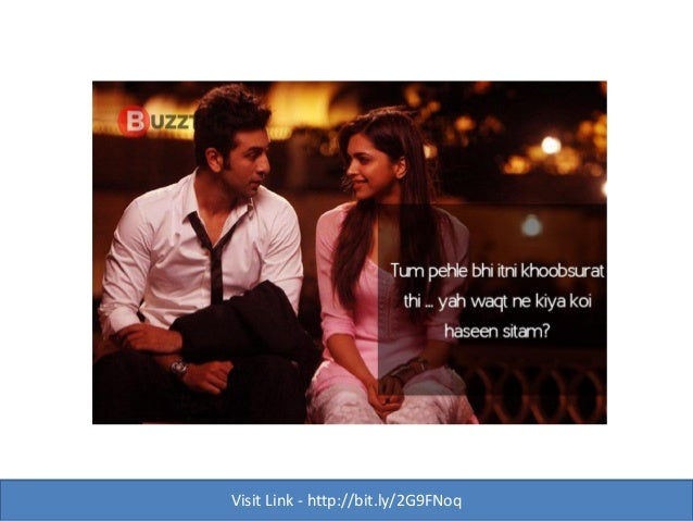 10 Dialogues From Yeh Jawaani Hai Deewani That Define Romance For