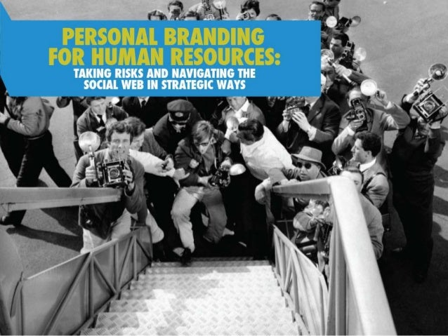 Personal Branding For Human Resources - recruitDC Spring 2014 - Laurie Ruettimann