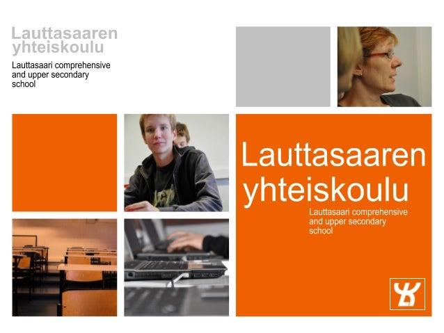 LUKIOSSA OPISKELU Opinto-ohjaaja Maija Kärävä 4.9.2013