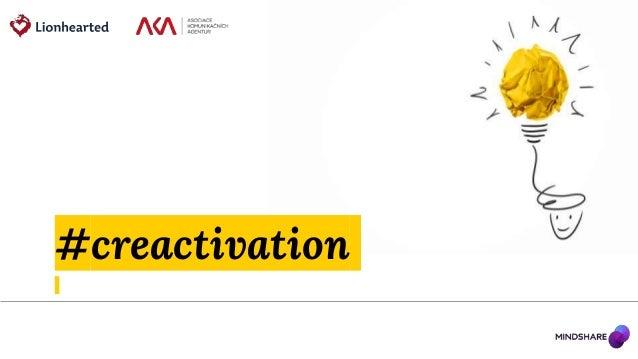 #creactivation