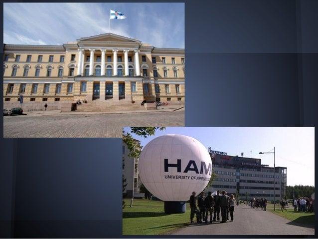 Ammattikorkeakoulut Helsinki