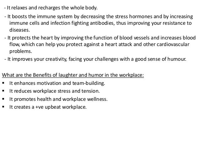 laughter is the best medicine essay 100-150 words