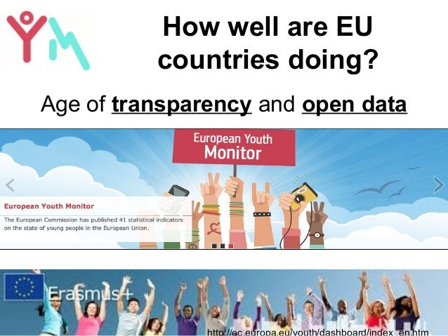How well are EU countries doing? Age of transparency and open data