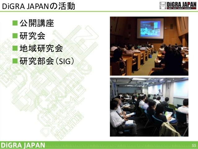 ゲームデザイン公開討論会 資料 (日本デジタルゲーム学会、遊戯史学会)