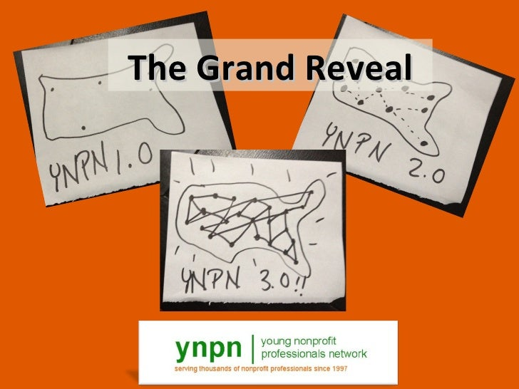 The Grand Reveal