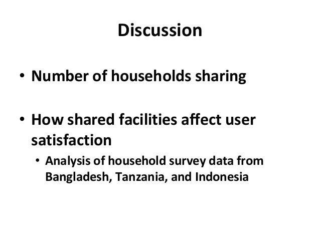 Impact of Shared Sanitation Facilities in Madhya Pradesh