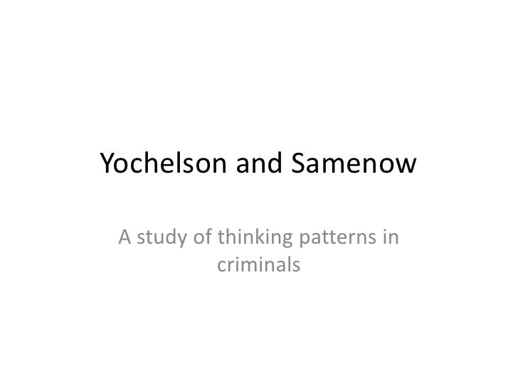 YOCHELSON AND SAMENOW EBOOK