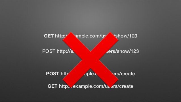 REST  Web • URL, HTTP, HTML • •